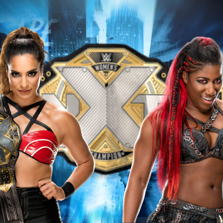 Raquel Gonzalez batte Ember Moon a NXT TakeOver: In Your House