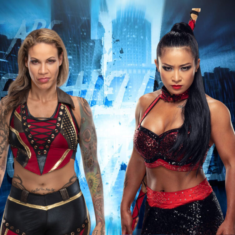 Xia Li batte Mercedes Martinez a NXT TakeOver: In Your House
