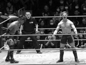 Francesco Akira, Susumu Yokosuka e il Fighting Spirit