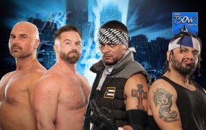FTR battono Santana e Ortiz a Fight For The Fallen
