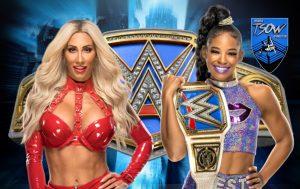 Bianca Belair ha sconfitto Carmella a SmackDown