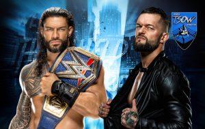 Finn Balor sfida Roman Reigns per lo Universal Championship la settimana prossima