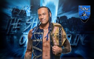 Damian Priest è tornato ad NXT