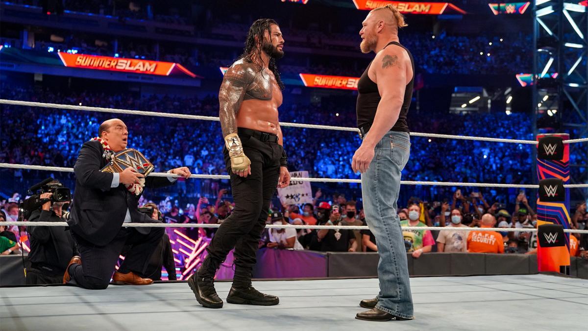 SummerSlam 2021 - Pagelle WWE