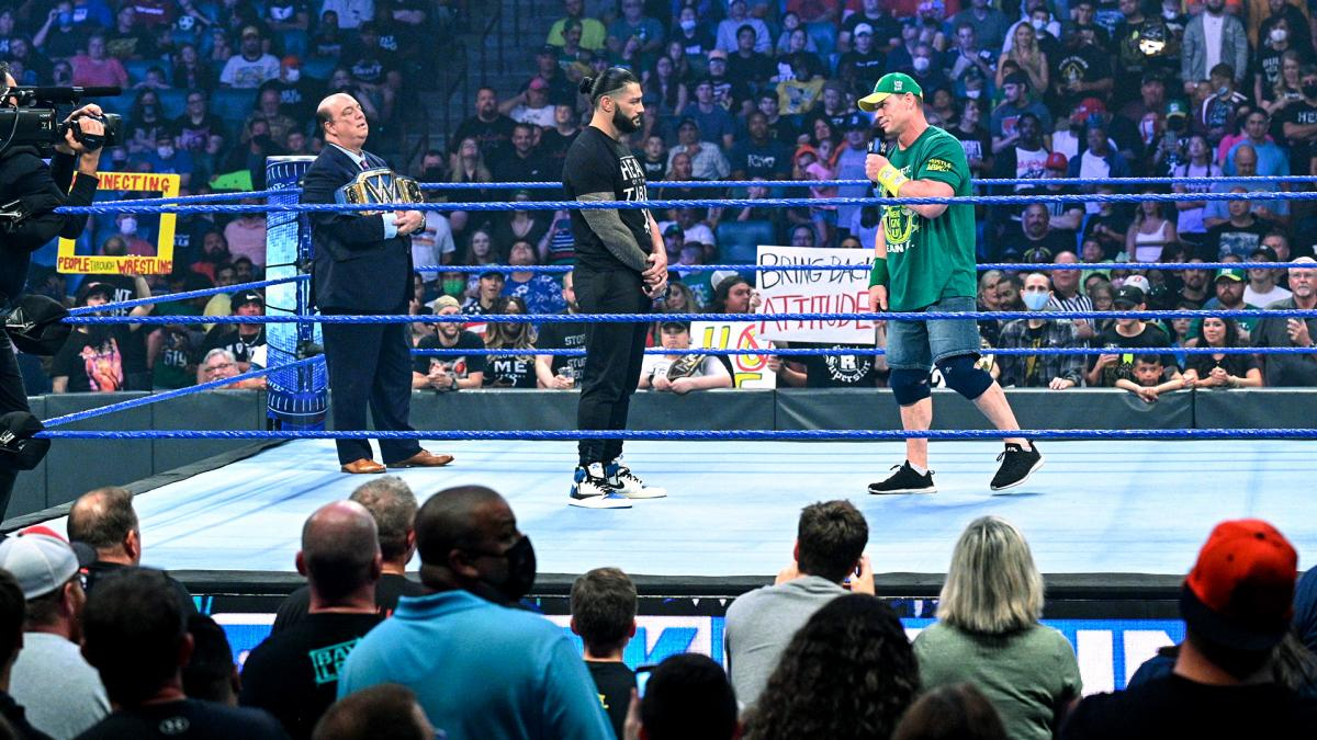 SummerSlam 2021 - Anteprima WWE