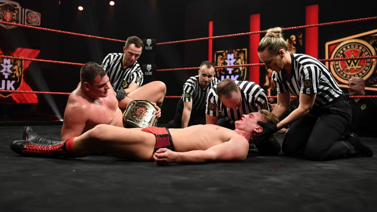 NXT TakeOver: 36 - Anteprima