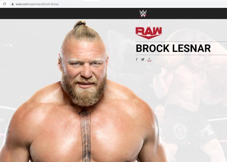 Brock Lesnar non fa ancora parte di SmackDown?