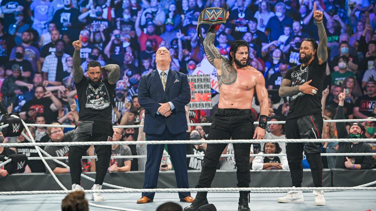 Extreme Rules 2021 - Pagelle WWE
