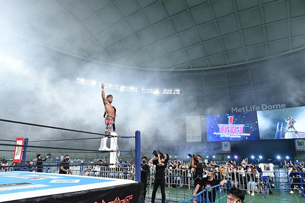 Hiroshi Tanahashi: l'ACE in vetta!